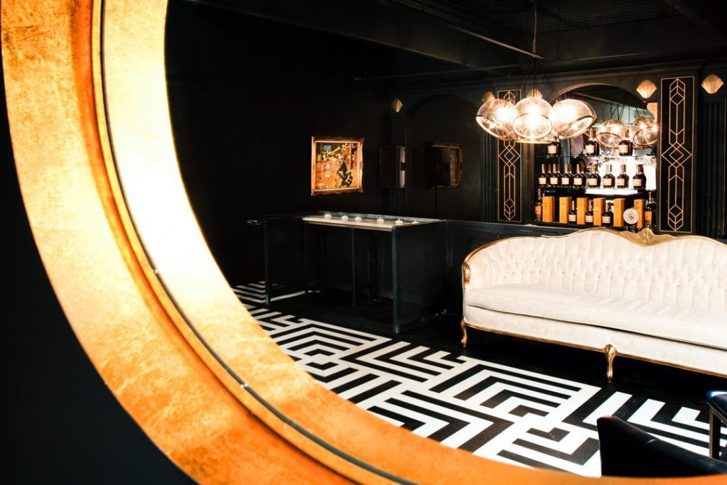The Gatsby Room at Vignettes 2019