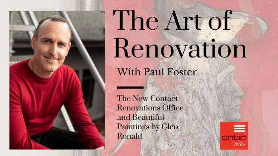 The Art of Renovation - Glen Ronald