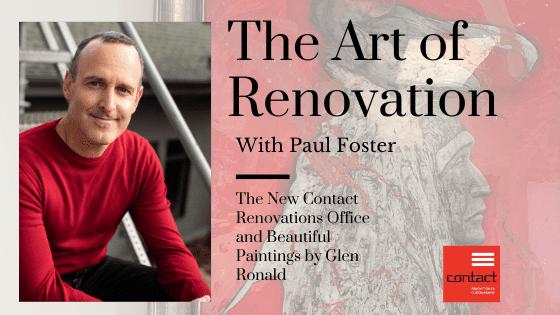 The Art of Renovation - Glen Ronald