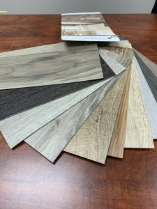 Laminate flooring- LVP