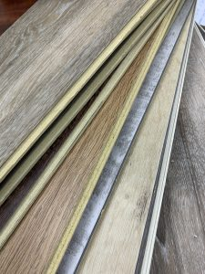 Laminate flooring- SPC