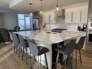Kitchen lighting- island