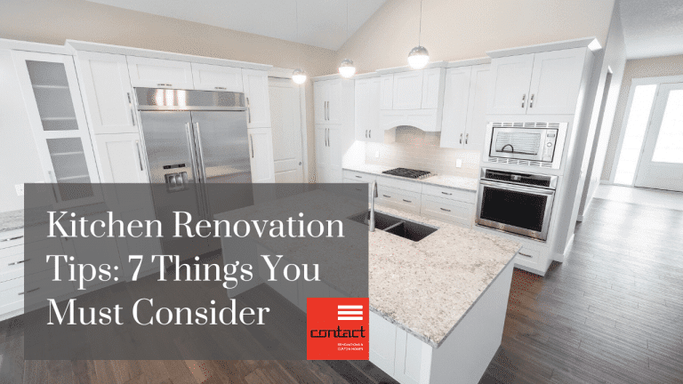 Kitchen renovation tips: 7 Things you must consider