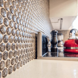 Kitchen renovation tips backsplash penny tile