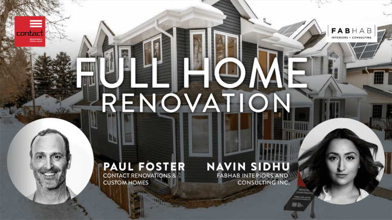 full home renovation reveal and tour blog header