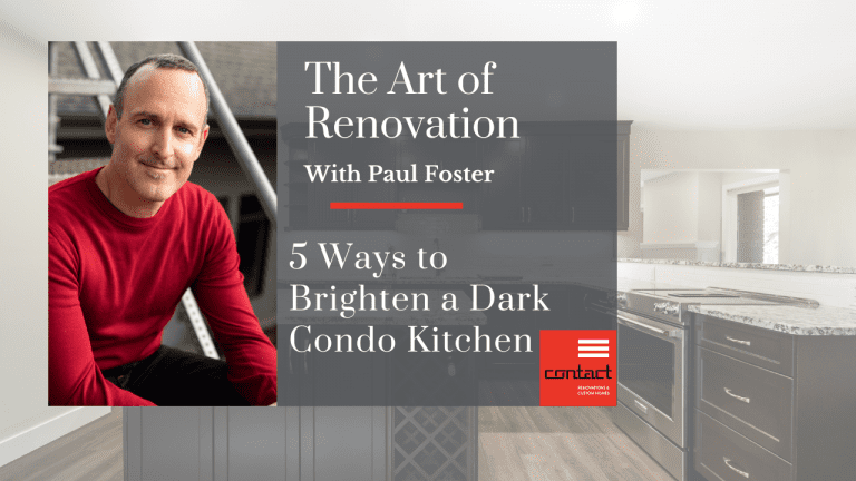 Condo kitchen lighting tips