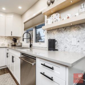 modern kitchen renovation to increase home value