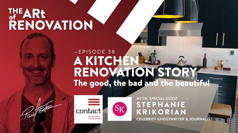 Kitchen renovation story tips and advice
