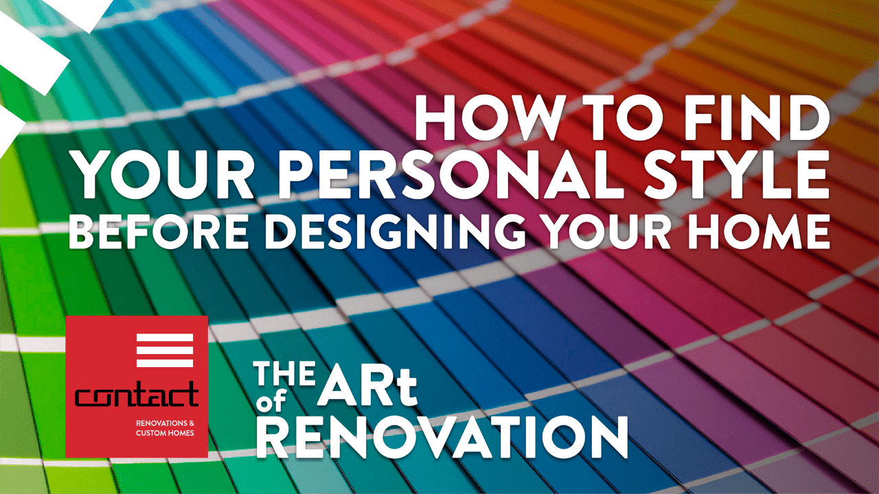 How to find your personal home style with an interior designer YouTube thumbnail