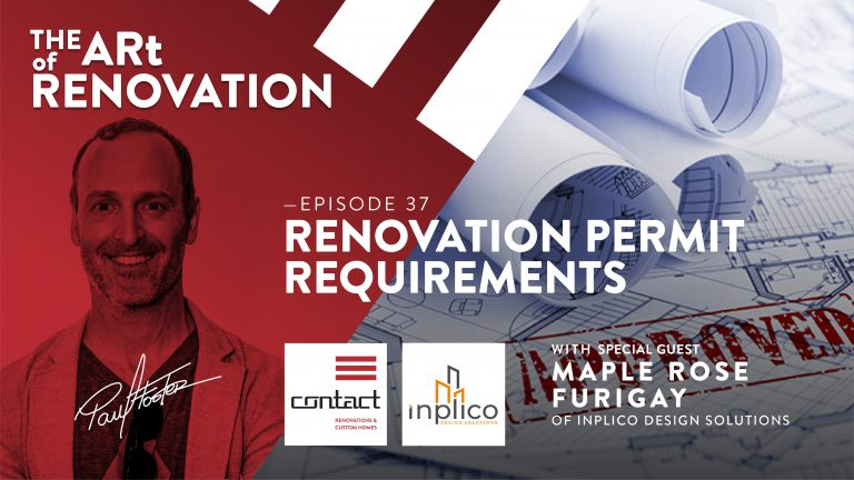 Renovation permit requirements for your home